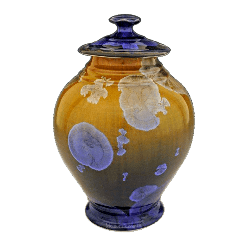 Ice Cube Art Cremation Urn