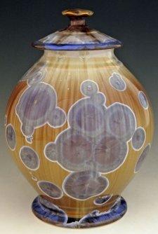 Gracefully Art Cremation Urn