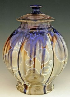 Ontarion Art Cremation Urn