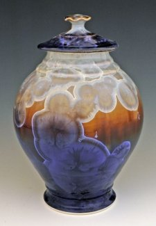 Tabularaza Art Cremation Urn