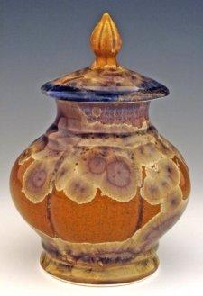 Bicapus Pet Porcelain Cremation Urn