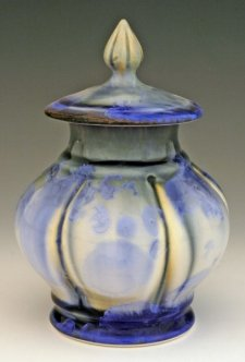 Shadows Pet Porcelain Cremation Urn