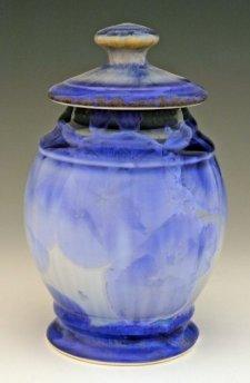 Love Bug Pet Porcelain Cremation Urn