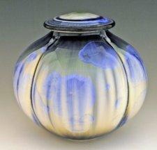 Galaxy Art Cremation Urn