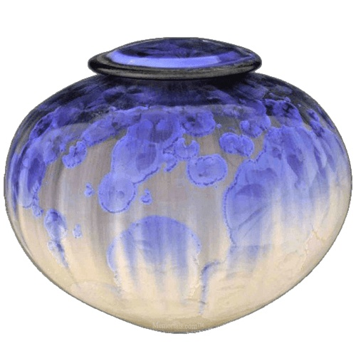 Jellyfish Art Cremation Urn