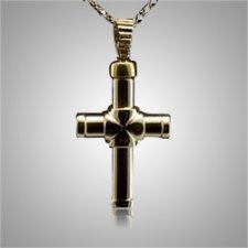 Jesus Cross Keepsake Pendant