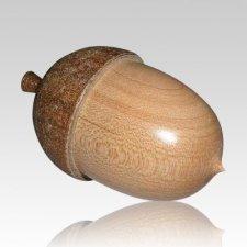 Acorn Keepsake Cremation Urn