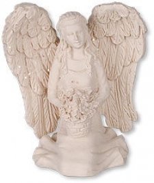 Nurturing Mini Angel Keepsake