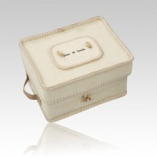 Infant Woolen Casket