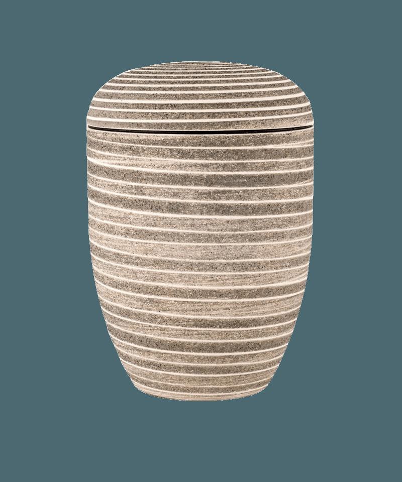 Kings Rock Biodegradable Urn