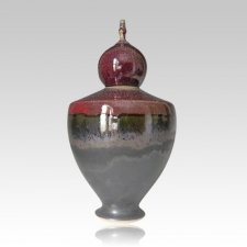 Acacia Art Cremation Urn