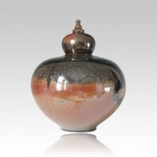 Cupressus Art Cremation Urn
