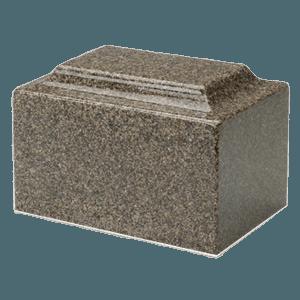 Kodiak Brown Granite Cremation Urns
