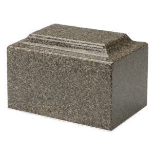 Kodiak Brown Granite Individual Urn