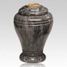Kona Coffee Marble Cremation Urn IV