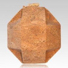 Cork Biodegradable Urn