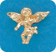 Bulk Cupid Angel Lapel Pin