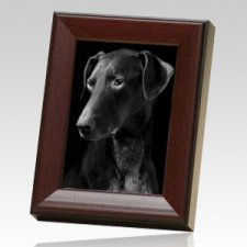 Legacy Photo Frame Pet Cremation Urn
