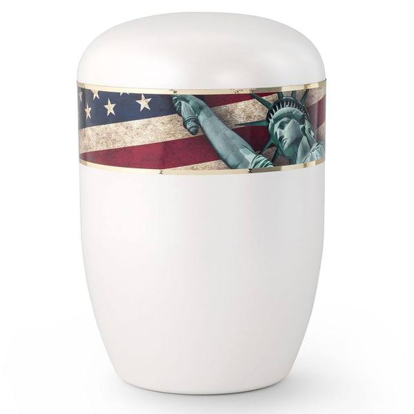 Liberty Biodegradable Urn
