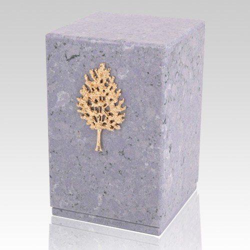 Memoriam Lilac Marble Cremation Urn