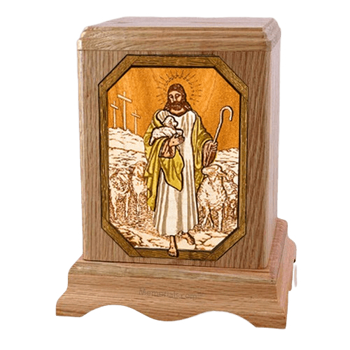 Lord is my Shepherd Cremation Urn II