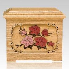 Madeline Wood Cremation Urn