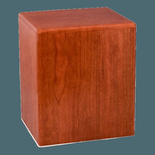Dallas Wood Cremation Urn