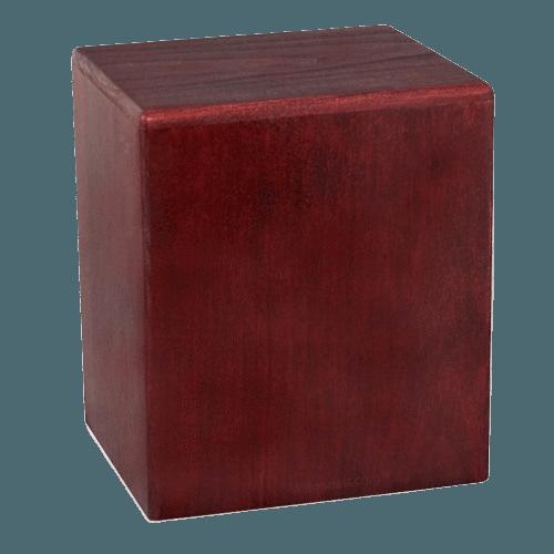 Antonio Wood Cremation Urn