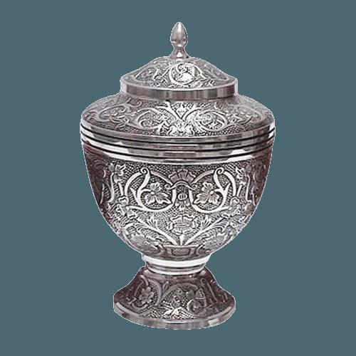 Silver Star Keepsake Urn