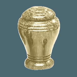 Majestic Marble Cremation Urn III