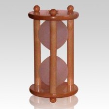Hourglass Maple Pet Urn