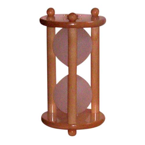 Hourglass Maple Pet Urn
