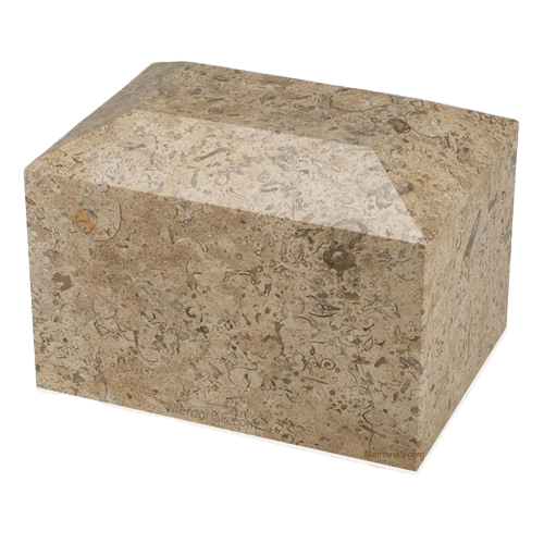 Fossil Square Cremation Urns