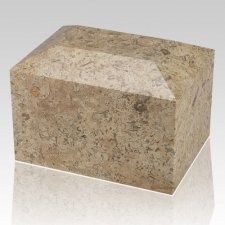 Fossil Square Cremation Urn