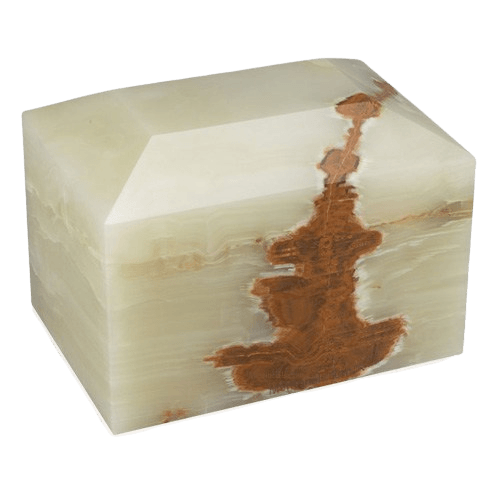 Sky Square Onyx Cremation Urns