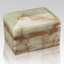 Ocean Square Onyx Cremation Urns