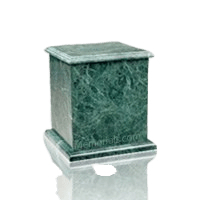 Eversquare Green Keepsake Urn