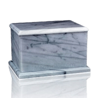 Evermore White Keepsake Urn