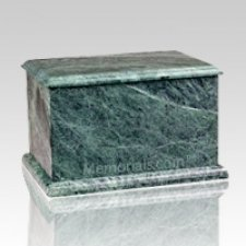 Evermore Green Keepsake Urn