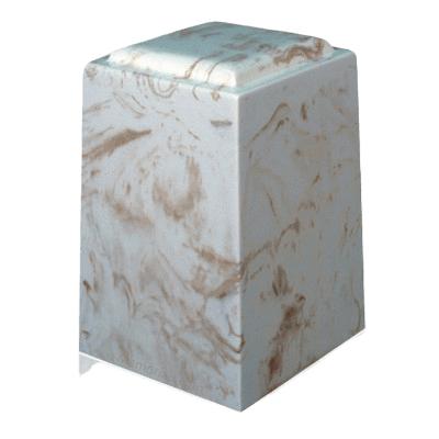 Sierra Marble Cremation Urn