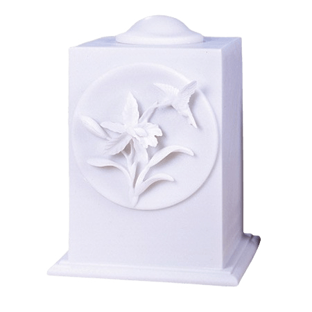 Hummingbird Funeral Cremation Urn