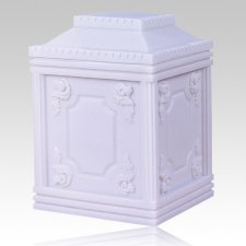 Gothic Funeral Cremation Urn