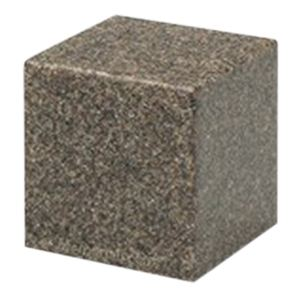 Kodiak Brown Cube Pet Cremation Urns