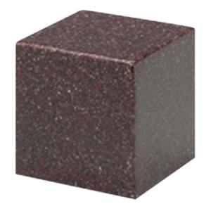 Vintage Red Cube Pet Cremation Urns