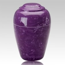 Amethyst Pet Cremation Urn
