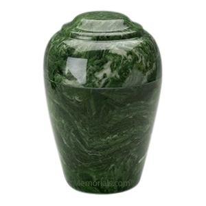 Emerald Pet Cremation Urn
