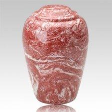 Rose Pet Cremation Urn