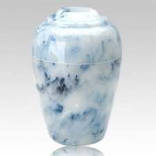 Grecian Sapphire Onyx Cremation Urns