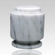 Estate White Children Cremation Urn