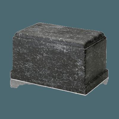 Olympus Nocturne Stone Cremation Urn
